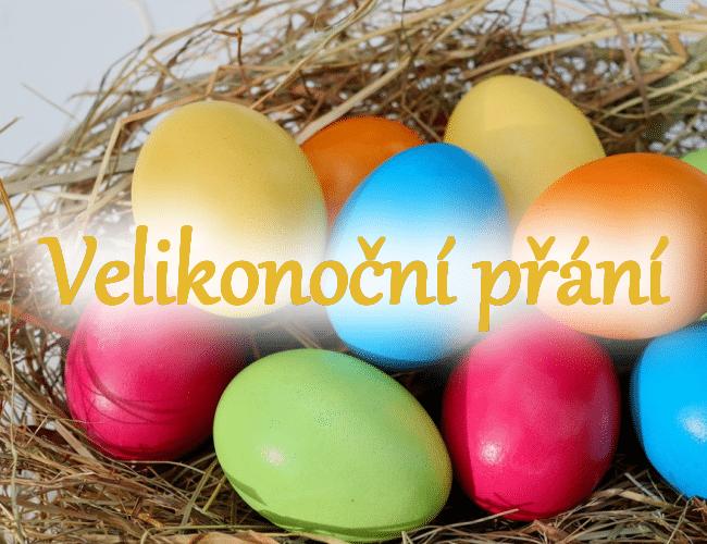 Velikonoční přání – texty a obrázky