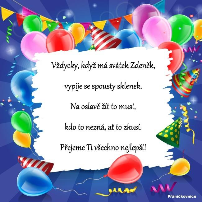 Zdeněk (23.1.) – přání k svátku #6