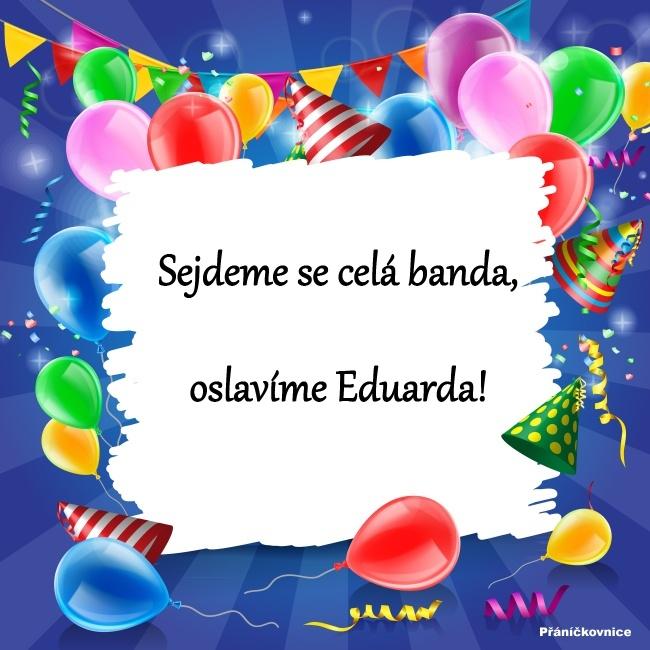 Eduard (18.3.) – přání k svátku