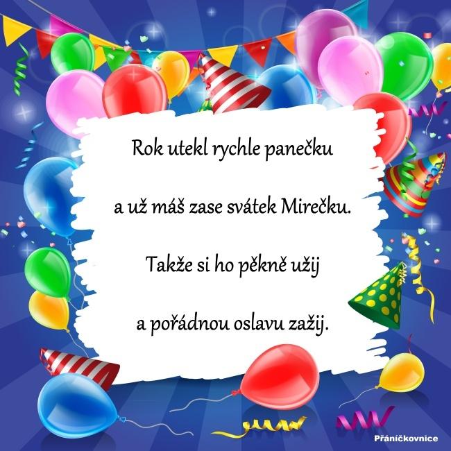 Miroslav (6.3.) – přání k svátku #4
