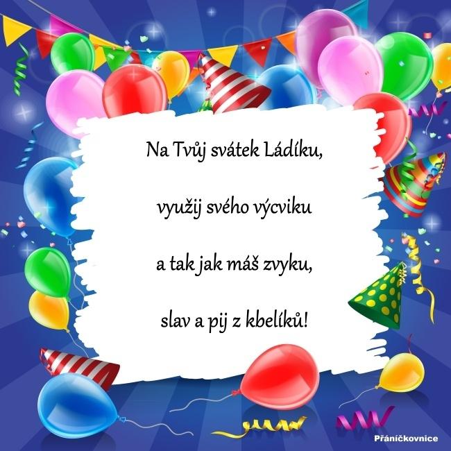 Ladislav (27.6.) – přání k svátku #2
