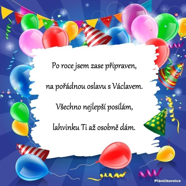 Václav (28.9.) – přání k svátku #1