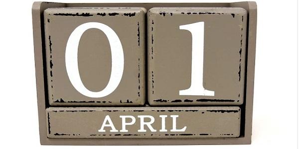 Kdo má svátek na apríla?