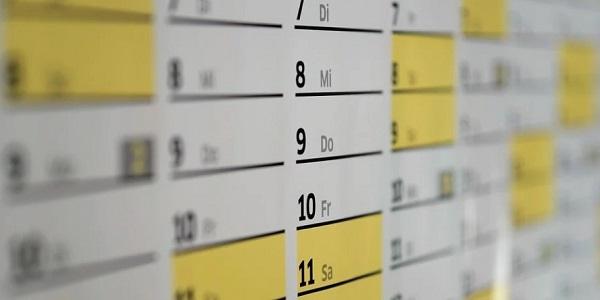 Slavit můžete nejen jmeniny, nýbrž i významné dny v kalendáři!